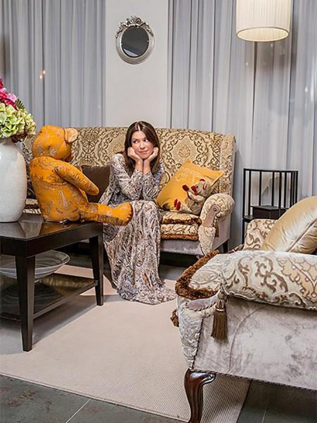 Сочетание двух стилей в доме Екатерины Волковой, звезды «Ворониных»
