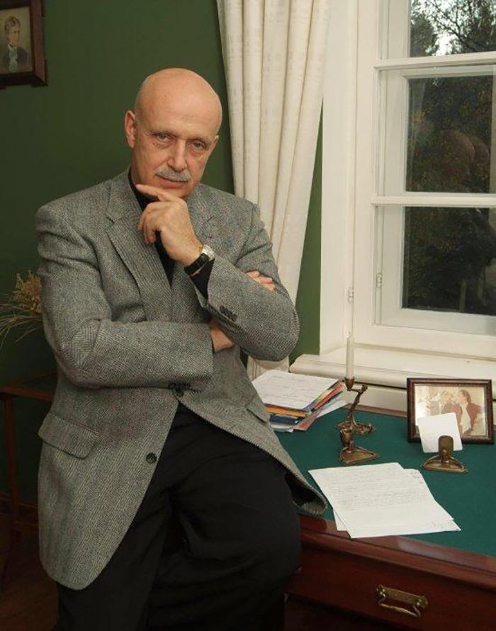 Усадьба известного режиссера и продюсера Дмитрия Барщевского в Переделкино