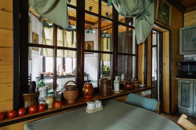 Уникальный загородный дом Леонида Парфенова в этностиле
