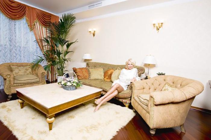 Маша Малиновская и ее шикарные квартиры, подаренные поклонниками
