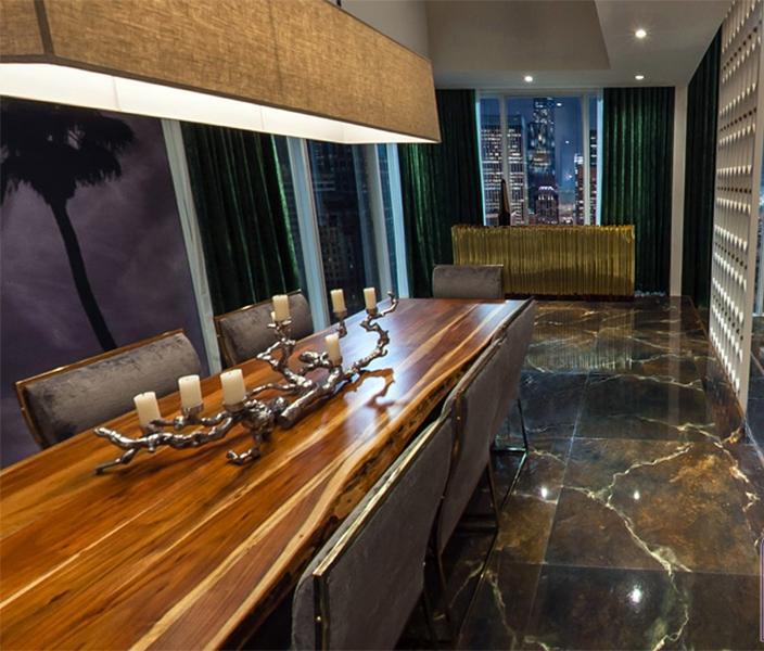 Уникальное жилище Кристиана Грея из «50 оттенков серого»
