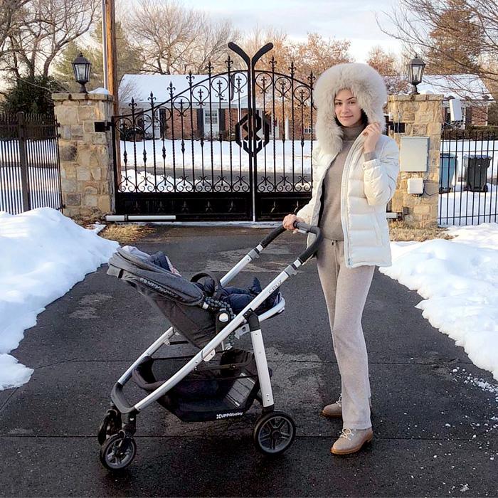 Дома в США и России Александра Овечкина с семьей