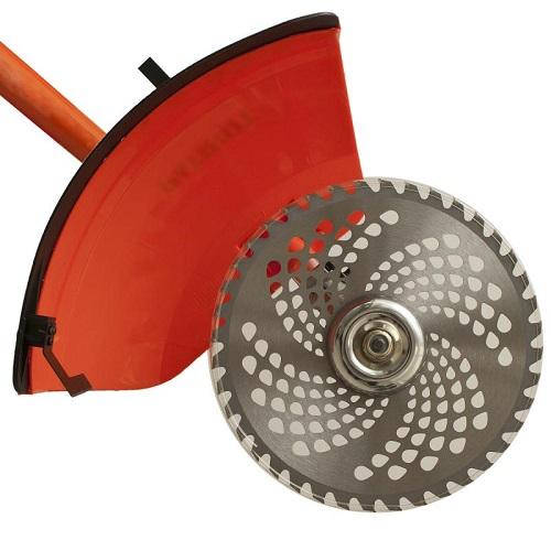 как наточить диск для триммера