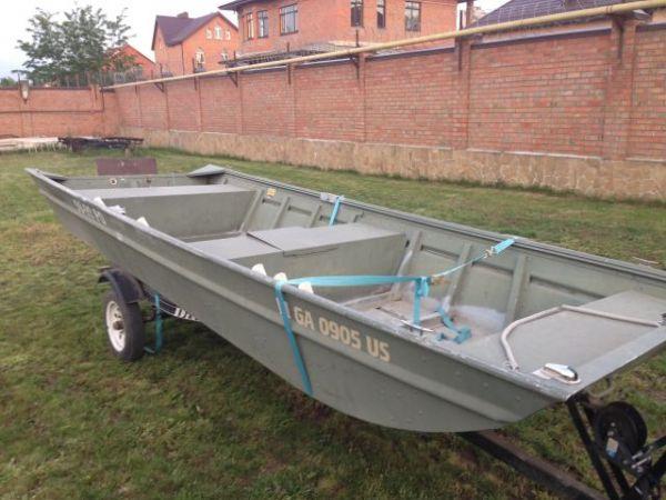 Лодки-плоскодонки