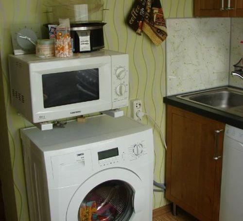 можно ли ставить микроволновую печь