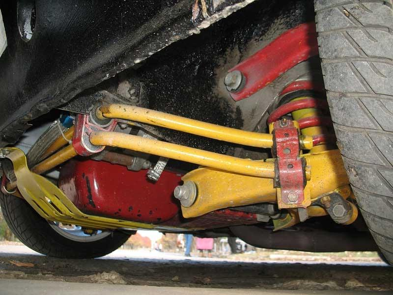 Ремонт подвески ваз-2107