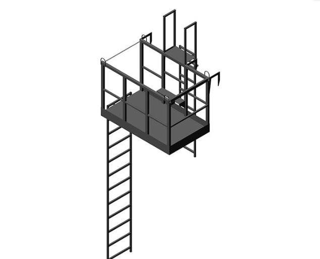 Площадки и подвесные люльки: характеристики и где приобретать