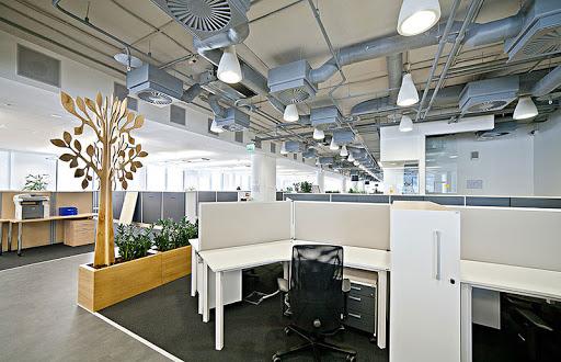 Система вентиляции для офиса