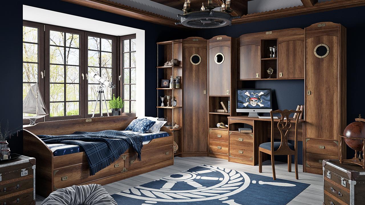 Оптимизация пространства в доме при помощи мебели