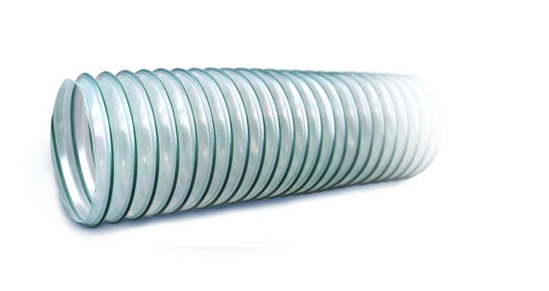 Промышленные гибкие воздуховоды: конструкция и область применения