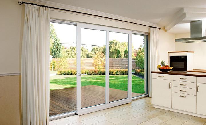 Преимущества и виды конструкций раздвижных дверей