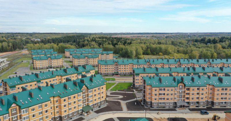 Проект Марьино Град в Москве - квартиры в Ленинском районе