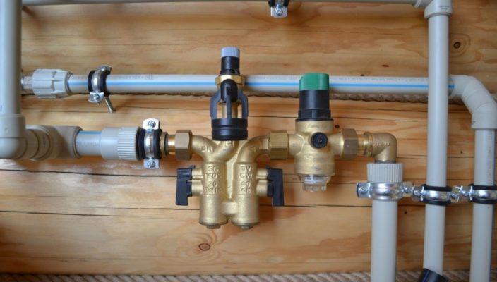 Особенности монтажа водопроводных систем