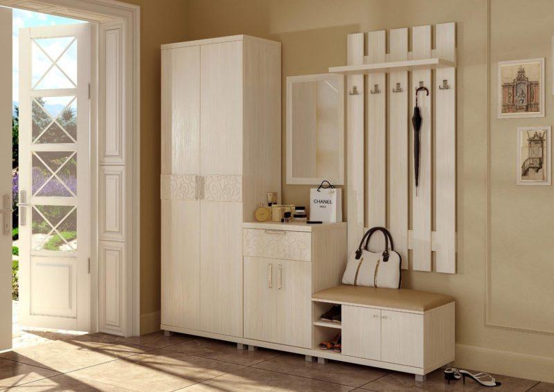 Выбор качественной мебели для прихожей