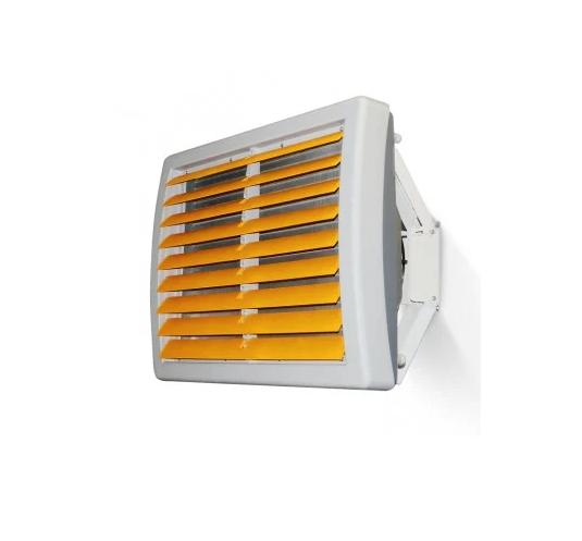 водяной тепловентилятор