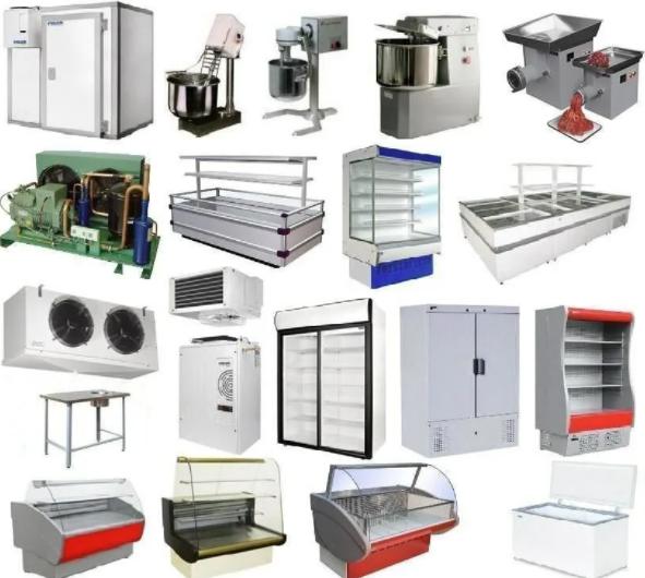 Холодильная техника для бизнеса